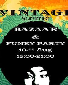 Bazar & Funky Party
