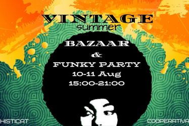 Bazar & Funky Party